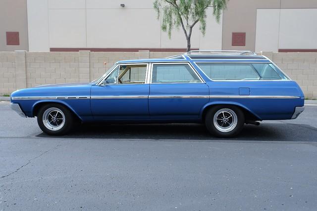 1964 Buick Skylark Sport Wagon Phoenix, AZ 9
