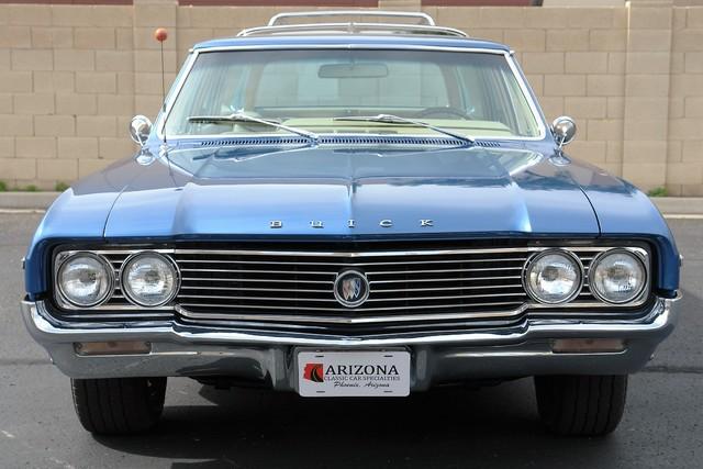1964 Buick Skylark Sport Wagon Phoenix, AZ 11