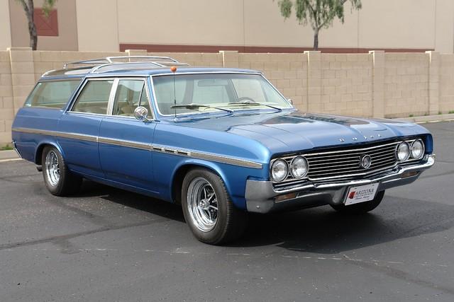 1964 Buick Skylark Sport Wagon Phoenix, AZ 13