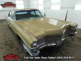 1965 Cadillac Sedan Deville Needs Brake Work TLC 429V8 3spd auto in Nashua NH