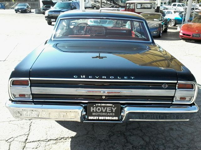 1964 Chevrolet Chevelle Malibu SS 12 bolt Posi rear end San Antonio, Texas 6