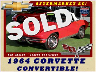 1964 Chevrolet Corvette AFTERMARKET AIR CONDITIONING! Mooresville , NC
