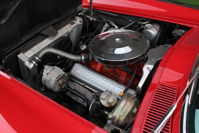 1964 Chevrolet Corvette AFTERMARKET AIR CONDITIONING! Mooresville , NC 85