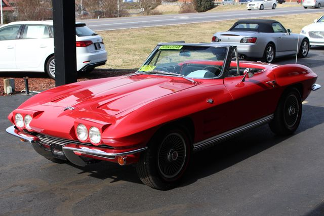 1964 Chevrolet Corvette AFTERMARKET AIR CONDITIONING! Mooresville , NC 20