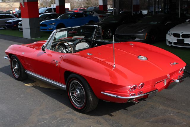 1964 Chevrolet Corvette AFTERMARKET AIR CONDITIONING! Mooresville , NC 22