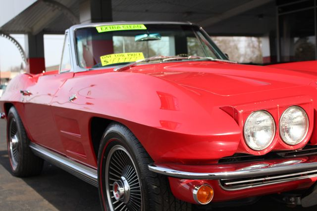 1964 Chevrolet Corvette AFTERMARKET AIR CONDITIONING! Mooresville , NC 23