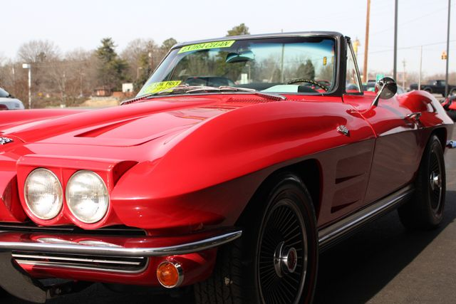 1964 Chevrolet Corvette AFTERMARKET AIR CONDITIONING! Mooresville , NC 24