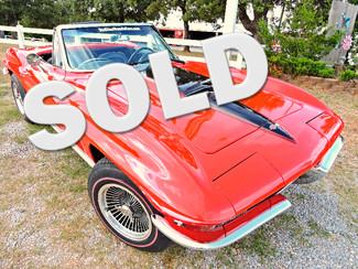 1964 Chevrolet CORVETTE ROADSTER RESTO MOD - LOOKS LIKE A 67 RedLineMuscleCars.com, Oklahoma