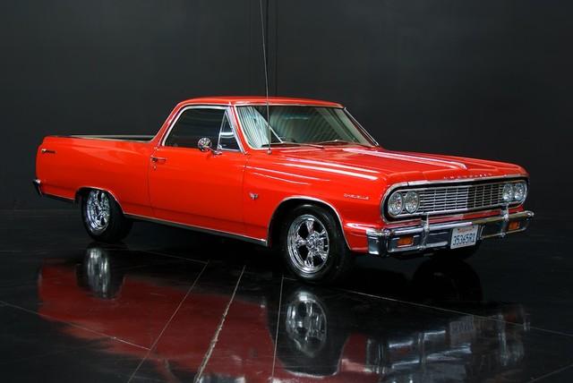 1964 Chevrolet EL CAMINO  | Milpitas, California | NBS Auto Showroom
