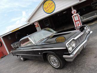 1964 Chevrolet IMAPALA SS 409 / 425 HP SUPER CAR RedLineMuscleCars.com, Oklahoma
