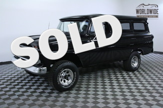 1964 Chevrolet SUBURBAN RESTORED CUSTOM! 4X4! BIG BLOCK! RARE!  in Denver Colorado