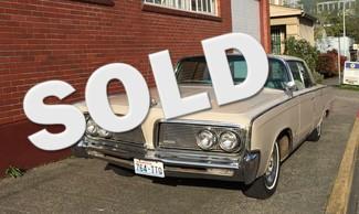 1964 Chrysler Imperial Crown Sedan 4 Door Hardtop 83,000 Original Miles Local One Family Owner Seattle, Washington