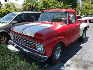 1964 Ford F-100 Stepside  city FL  Seth Lee Corp  in Tavares, FL