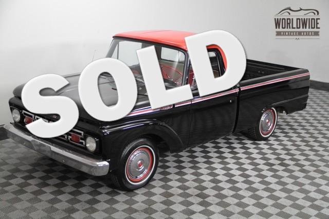 1965 ford f 100 for sale cargurus. Black Bedroom Furniture Sets. Home Design Ideas