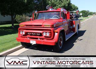 1964 GMC Fire Truck