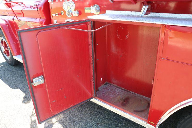 1964 GMC Fire Truck   in Sun Prairie, WI
