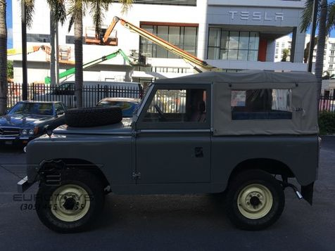 1964 Land Rover SERIES II A DEFENDER | Miami, FL | Eurotoys in Miami, FL