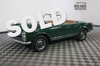 1964 Mercedes-Benz 230SL RESTORED MOSS GREEN NEW INTERIOR | Denver, Colorado | Worldwide Vintage Autos in Denver Colorado