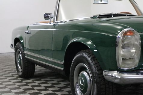 1964 Mercedes-Benz 230SL RESTORED MOSS GREEN NEW INTERIOR   Denver, Colorado   Worldwide Vintage Autos in Denver, Colorado
