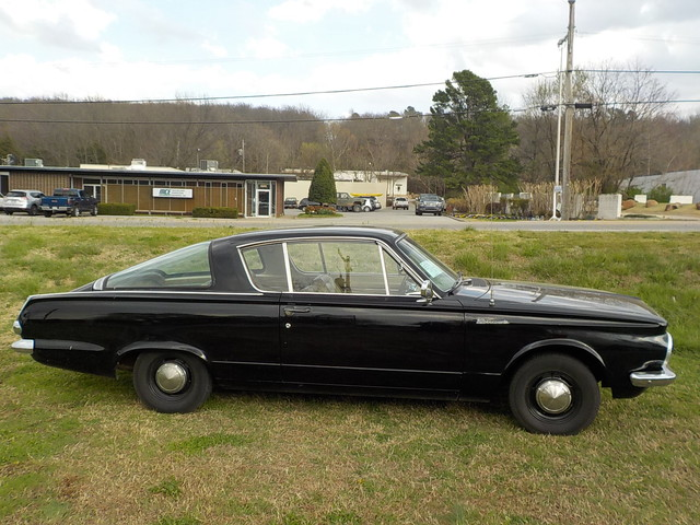 1964 PLYMOUTH BARRACUDA - Fayetteville ,Arkansas