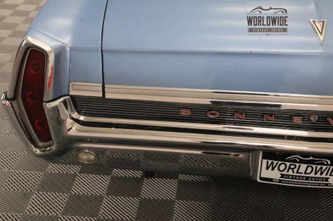 1964 Pontiac BONNEVILLE V8 AUTOMATIC CONVERTIBLE   Denver, Colorado   Worldwide Vintage Autos in Denver, Colorado