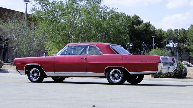 1964 Pontiac BONNEVILLE W/BUILD SHEET 2 DOOR SPORT COUPE A/C, 51,000 ORIG MILES Phoenix, Arizona 11