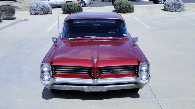 1964 Pontiac BONNEVILLE W/BUILD SHEET 2 DOOR SPORT COUPE A/C, 51,000 ORIG MILES Phoenix, Arizona 14