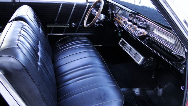 1964 Pontiac BONNEVILLE W/BUILD SHEET 2 DOOR SPORT COUPE A/C, 51,000 ORIG MILES Phoenix, Arizona 21