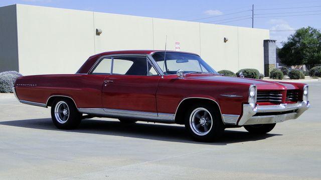 1964 Pontiac BONNEVILLE W/BUILD SHEET 2 DOOR SPORT COUPE A/C, 51,000 ORIG MILES Phoenix, Arizona 2
