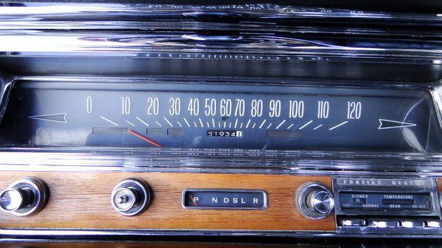 1964 Pontiac BONNEVILLE W/BUILD SHEET 2 DOOR SPORT COUPE A/C, 51,000 ORIG MILES Phoenix, Arizona 18