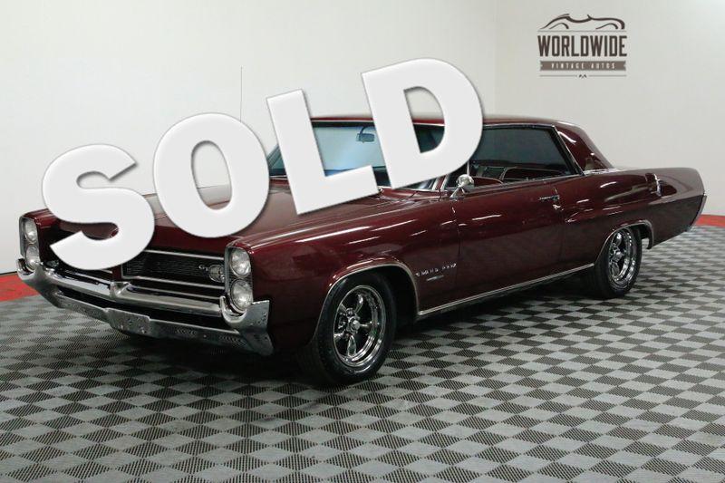 1964 Pontiac GRAND PRIX 389V8 AUTOMATIC! RESTORED   Denver, CO   Worldwide Vintage Autos
