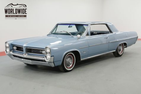 1964 Pontiac GRAND PRIX 389V8 AUTOMATIC A/C POWER WINDOWS MUST SEE | Denver, CO | Worldwide Vintage Autos in Denver, CO