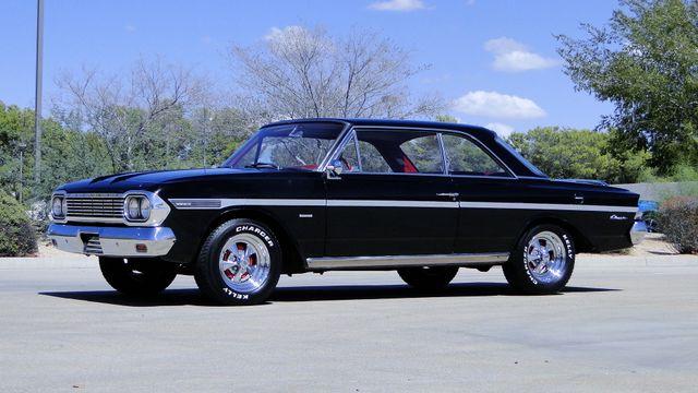 1964 Rambler 770 SPORT HARDTOP UNRESTORED ORIGINAL TV CAR! Phoenix, Arizona 7