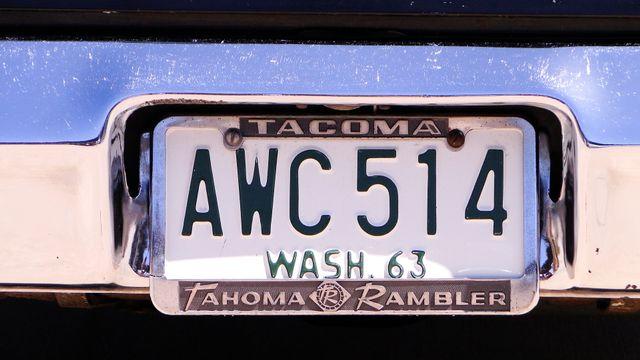 1964 Rambler 770 SPORT HARDTOP UNRESTORED ORIGINAL TV CAR! Phoenix, Arizona 21