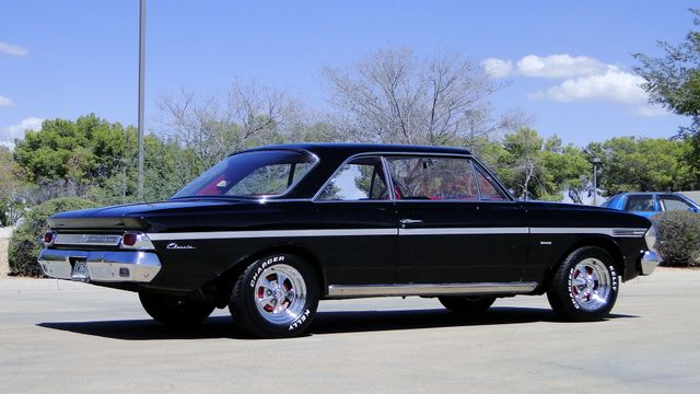 1964 Rambler 770 SPORT HARDTOP UNRESTORED ORIGINAL TV CAR! Phoenix, Arizona 8
