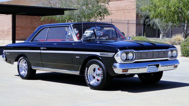 1964 Rambler 770 SPORT HARDTOP UNRESTORED ORIGINAL TV CAR! Phoenix, Arizona 11
