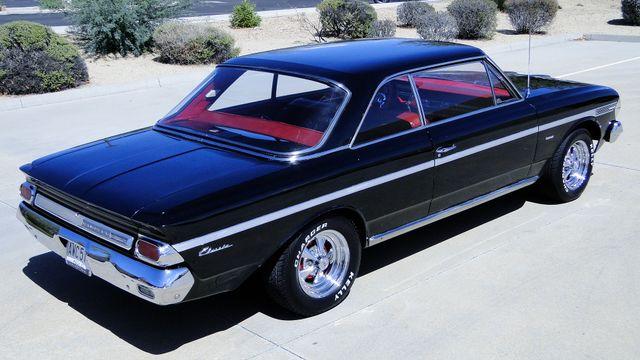 1964 Rambler 770 SPORT HARDTOP UNRESTORED ORIGINAL TV CAR! Phoenix, Arizona 4