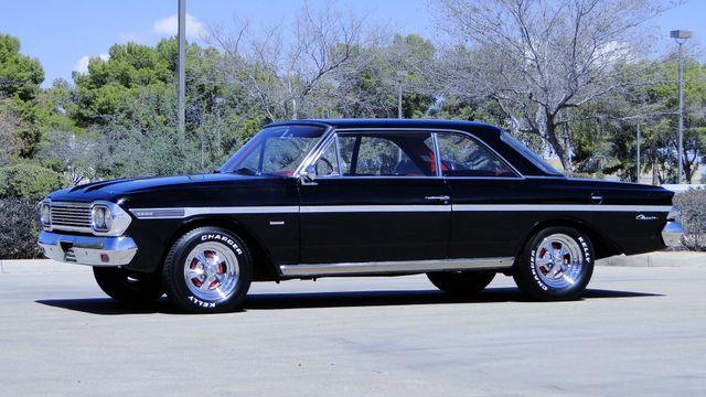 1964 Rambler 770 SPORT HARDTOP UNRESTORED ORIGINAL TV CAR! Phoenix, Arizona 0