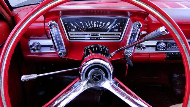 1964 Rambler 770 SPORT HARDTOP UNRESTORED ORIGINAL TV CAR! Phoenix, Arizona 15