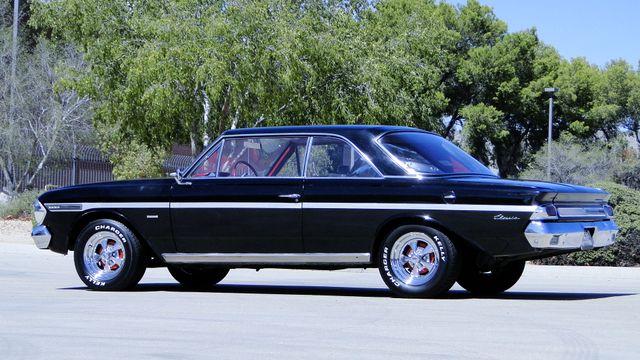 1964 Rambler 770 SPORT HARDTOP UNRESTORED ORIGINAL TV CAR! Phoenix, Arizona 3