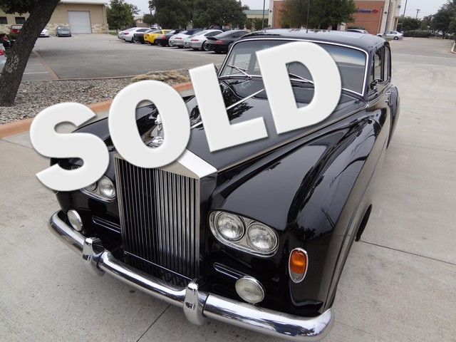1964 Rolls Royce Silver Cloud Austin , Texas 0