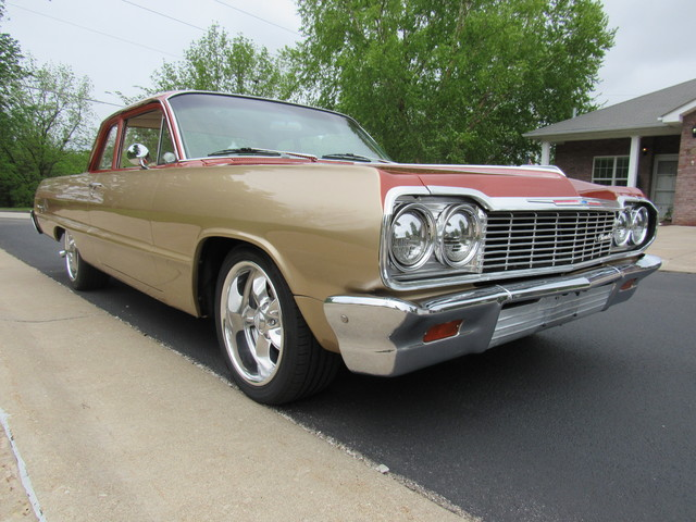 1964 Chevrolet Biscayne Pro-Touring  St Charles Missouri  Schroeder Motors  in St. Charles, Missouri
