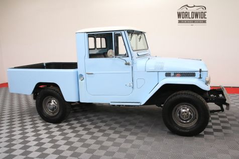 1964 Toyota FJ45 RESTORED PICKUP. EXTREMELY RARE. V8! 5-SPEED  | Denver, Colorado | Worldwide Vintage Autos in Denver, Colorado