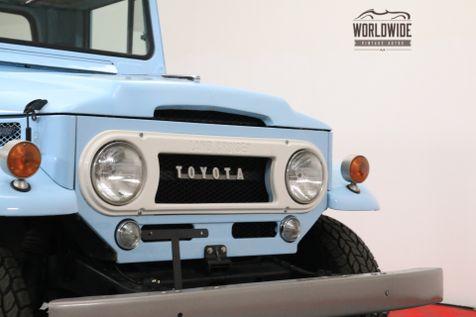 1964 Toyota FJ45 RESTORED RESTOMOD PICKUP. RARE. V8! 5-SPEED  | Denver, CO | Worldwide Vintage Autos in Denver, CO