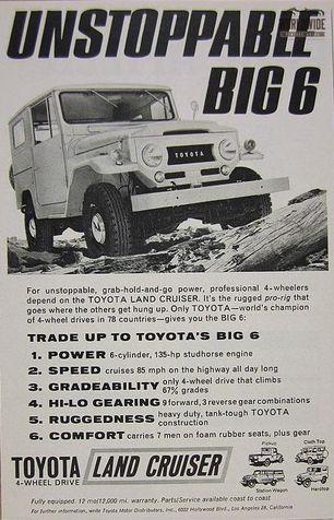 1964 Toyota LAND CRUISER RESTORED CUSTOM. REBUILT 2F!  | Denver, Colorado | Worldwide Vintage Autos in Denver, Colorado