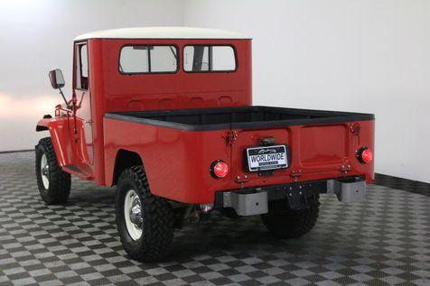 1964 Toyota LAND CRUISER FJ45 28K ORIGINAL MILES! ULTRA RARE SHORTBED COLLECTOR | Denver, Colorado | Worldwide Vintage Autos in Denver, Colorado