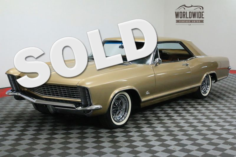 1965 Buick RIVIERA FANTASTIC AND RARE BUICK | Denver, CO | Worldwide Vintage Autos