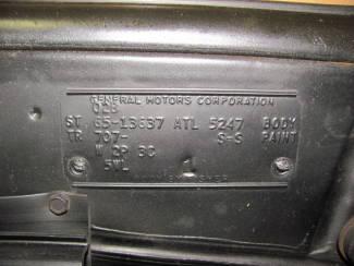 1965 Chevrolet Chevelle Malibu Blanchard, Oklahoma 40