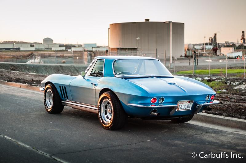 1965 Chevrolet Corvette Roadster in Concord, CA