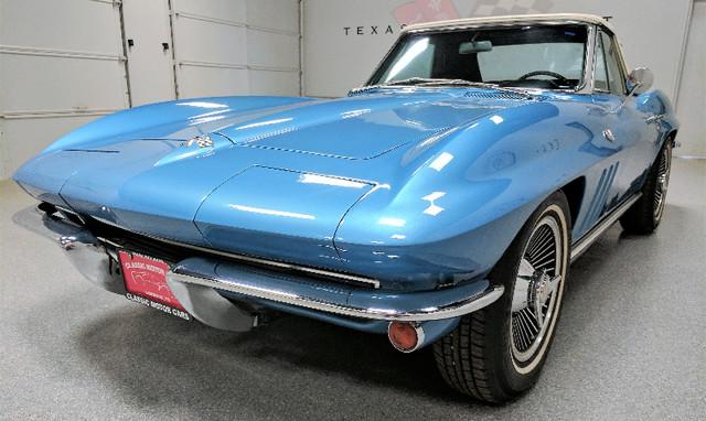 1965 Chevrolet Corvette  | Lubbock, Texas | Classic Motor Cars